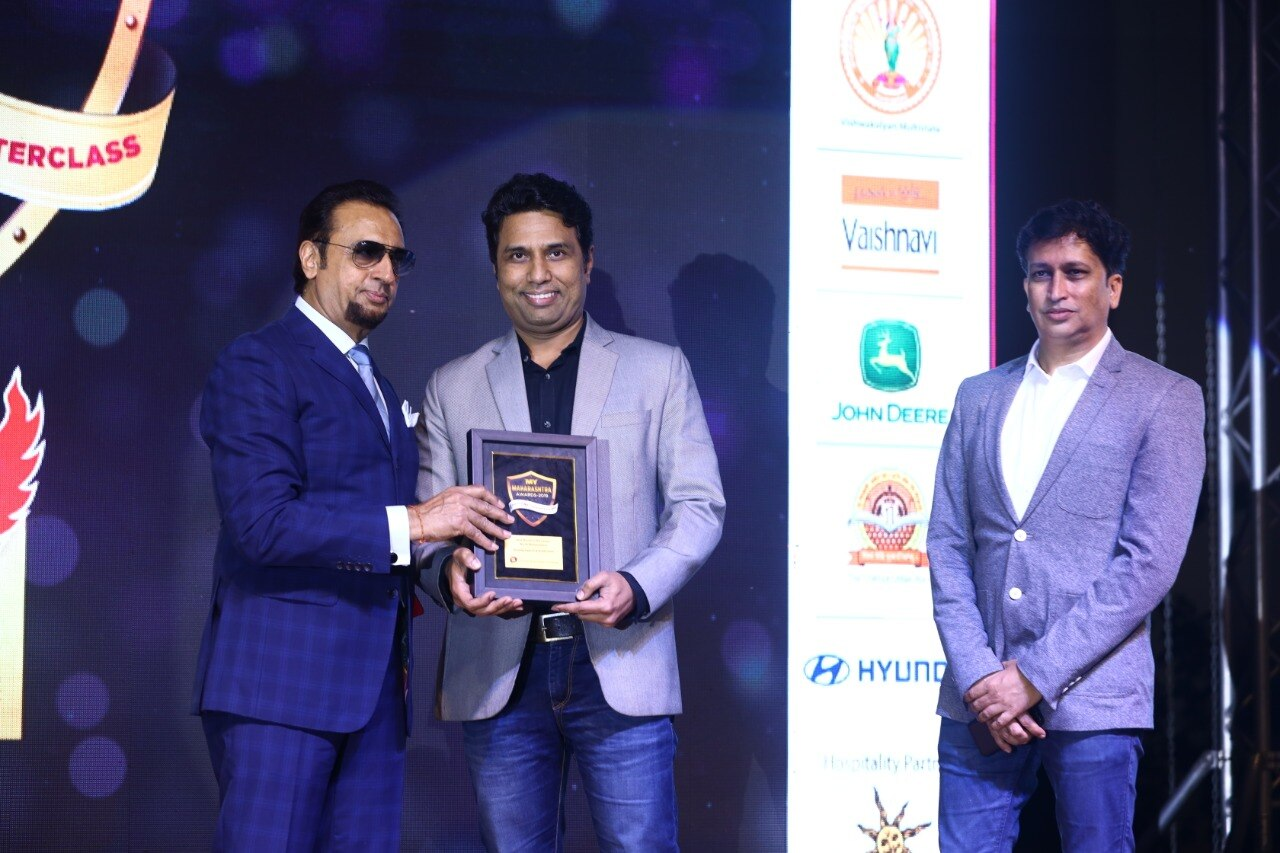 "Won The ""My Maharashtra Best Brand 2019"" Award in North Maharashtra in IVF and Fertility Centre Category."
